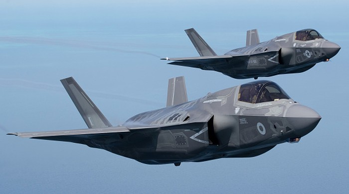 Jet F-35. Foto: Getty Images