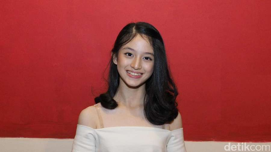 Berusia 13 Tahun, Imutnya Eve JKT48