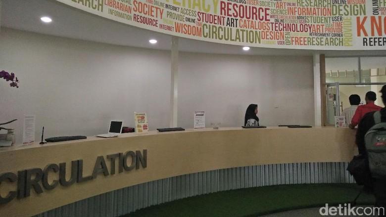 Telkom University Bangun Perpustakaan Keren Berkonsep Green Futuristic