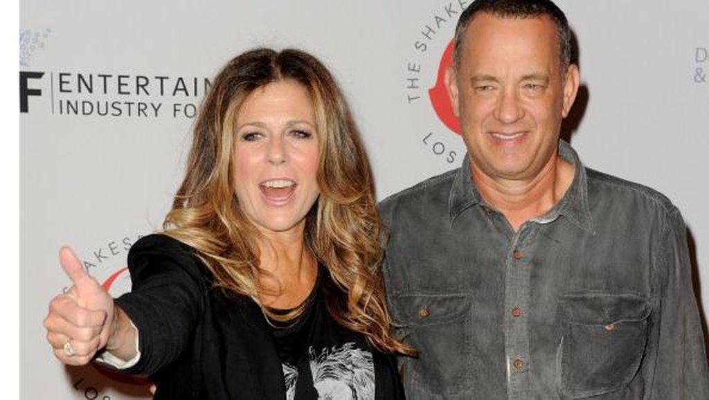 Jalani Pengobatan Corona, Istri Tom Hanks Alami Efek Samping Klorokuin