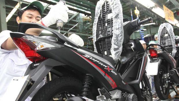 Motor Bebek Honda Supra X 125 FI Dapat Penyegaran