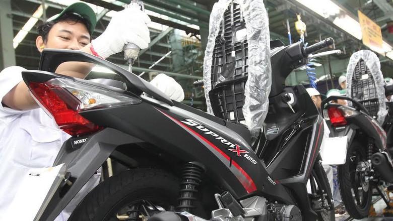 Honda Supra X 125 (Foto: dok. Honda)