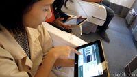 Emirates Pinjamkan Surface, Etihad Sediakan iPad