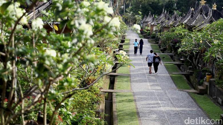 Desa Penglipuran di Bali yang indah (Dikhy Sasra/detikTravel)