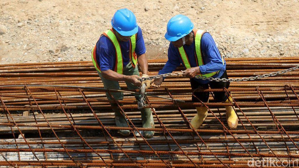 RI Gandeng Malaysia Perkuat Tenaga Kerja Sektor Konstruksi
