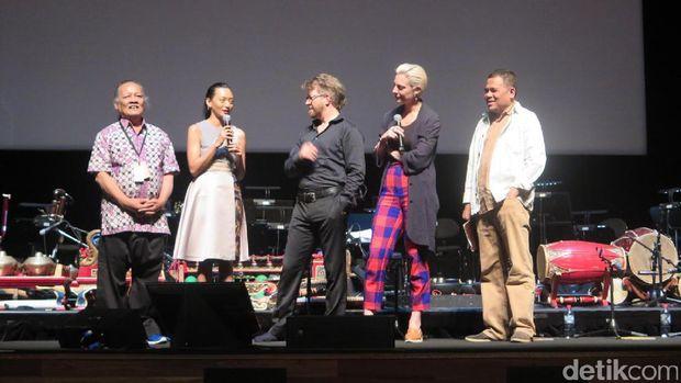Iain Grandage 'Bergulat' Pahami Gamelan untuk 'Setan Jawa' di Melbourne