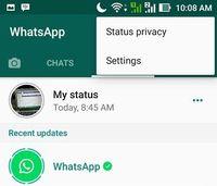 Serba-serbi Bikin Status Foto Atau Video di WhatsApp