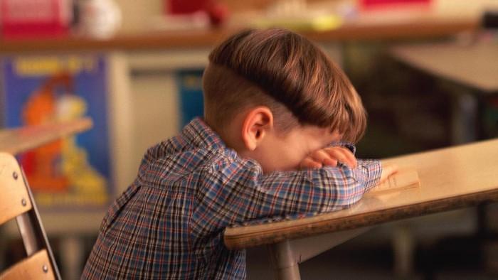 Ada banyak faktor mengapa anak jadi pelaku pelecehan seksual. Foto: ilustrasi/thinkstock