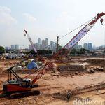 Kontraktor Sebut Banyak Jalan Ditutup Bikin Proyek Konstruksi Mandek