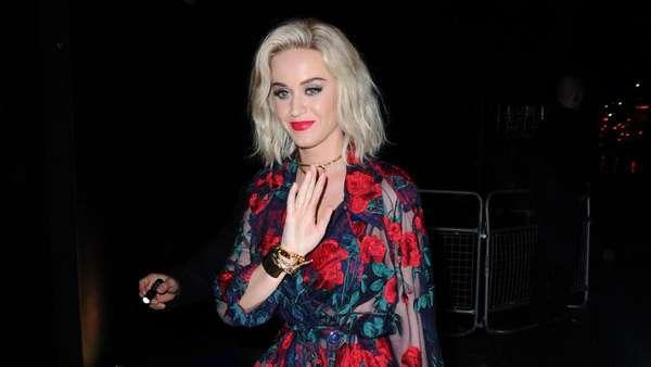 Teenage Dream ! Penampilan Katy Perry di BRIT Awards 2017