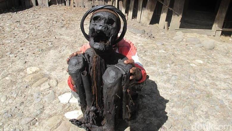 Mumi di Papua (Afif/detikTravel)