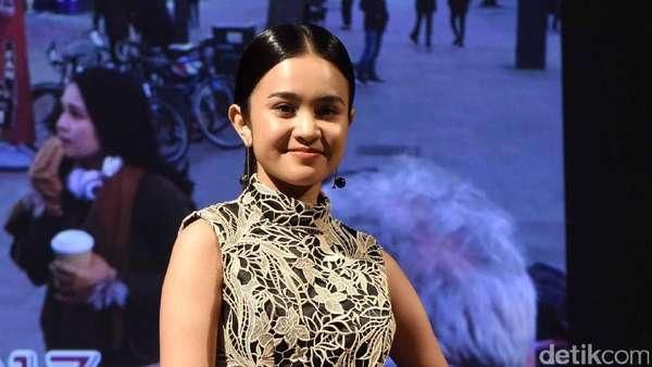 Michelle Ziudith Tampil Cantik