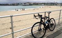 Pantai Bondi, favorit turis mancanegara di Sydney (Wahyu Setyo/detikcom)