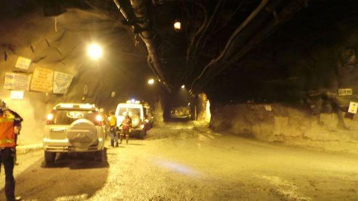 Tambang bawah tanah PT Freeport IndonesiaFoto: Dok. detikFinance