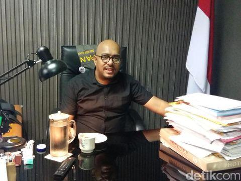 Ketua KPU Jakarta Pusat Arif Bawono