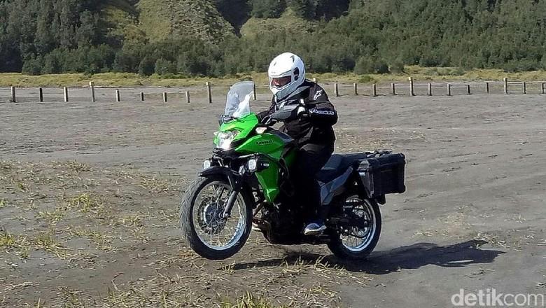 Kawasaki Versys Foto: Rangga Rahardiansyah