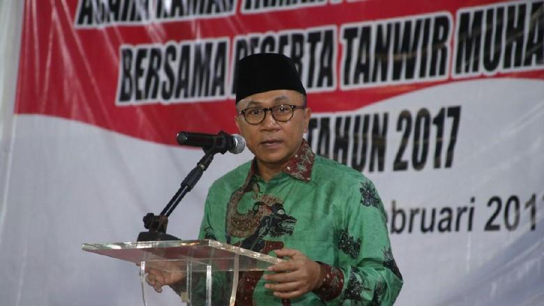 Ketua MPR Minta Freeport Patuhi Aturan yang Dibuat Pemerintah RI
