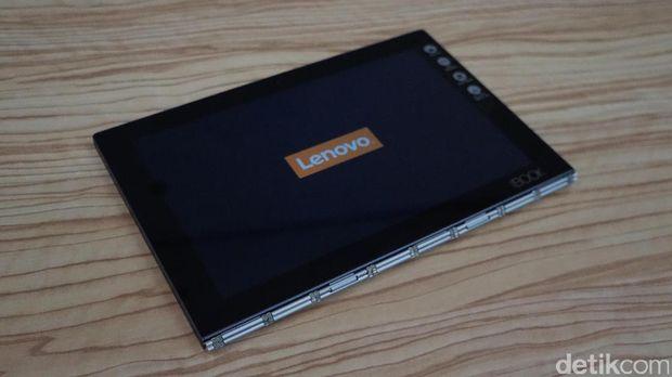 Lenovo Yoga Book, Desain <i>Kece</i> Performa Oke