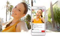Ponsel Zenfone Live Muluskan Wajah Saat Rekam Video
