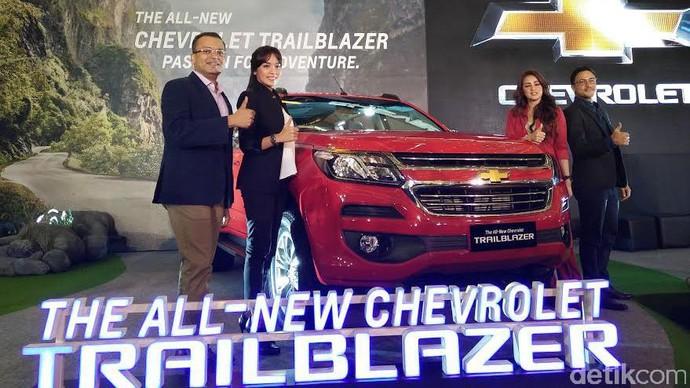 All New Trailblazer Sapa Masyarakat Jakarta