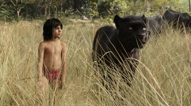 Beda 'Mowgli' dan 'The Jungle Book' Versi Disney