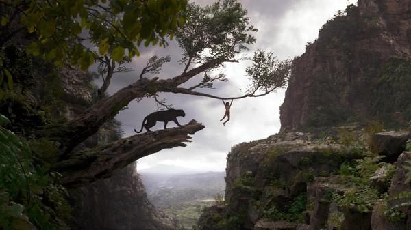 Jungle Book Terbaik di Visual Effects