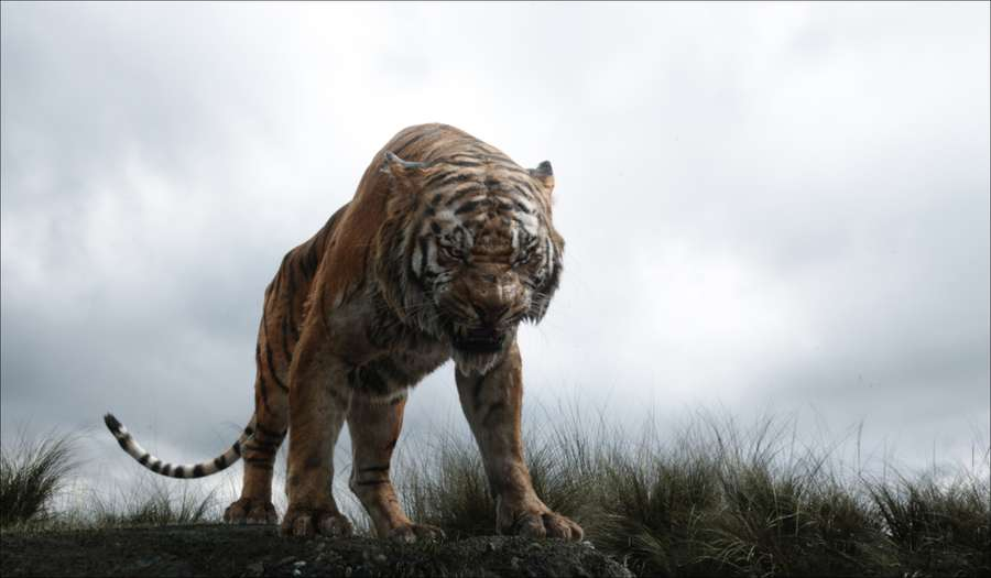 Efek Visual Menawan dari Film Peraih Nominasi Oscar, The Jungle Book