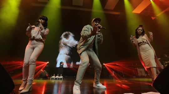 GAC yang Panaskan Panggung Galih & Ratna Concert