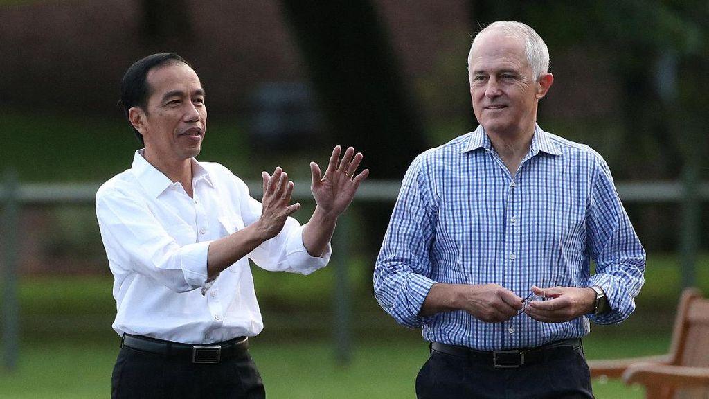 Jokowi dan Iriana Disambut Meriah oleh Ribuan WNI di Australia