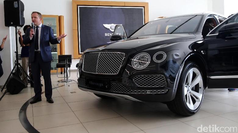 Siapa yang sangka Suku Cadang Bentley, Jaguar dan Land Rover Ini Cukup Murah Foto: Ari Saputra