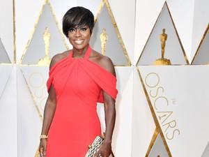 Viola Davis Puji Denzel Washington di Oscar 2017