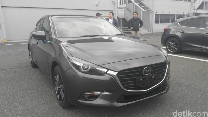 Menguji Mazda3 di Jepang