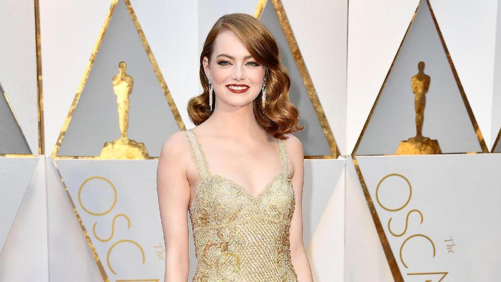 10 Penampilan Terbaik Selebriti di Karpet Merah Oscar 2017