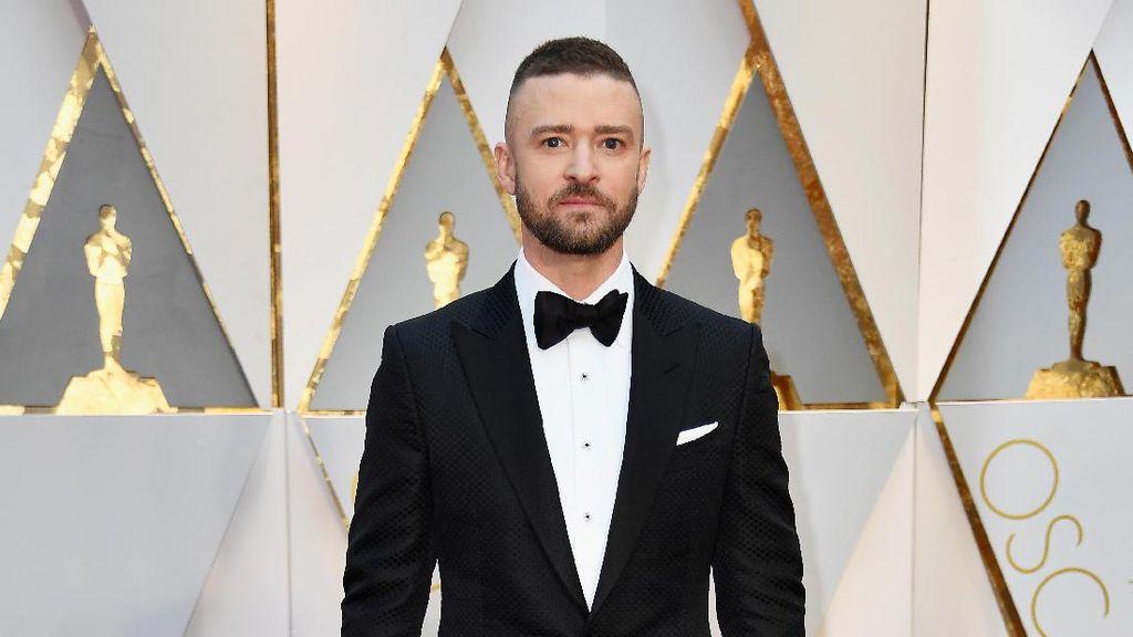 Buku Perdana Justin Timberlake Ceritakan Masa Kecil hingga Refleksinya