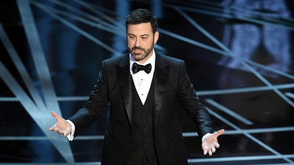 Buka Oscar 2017, Jimmy Kimmel Sindir Matt Damon dan Nominator Lain