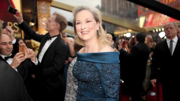 Meryl Streep Kecam Pelecehan: Aku Bersama Semua Wanita!