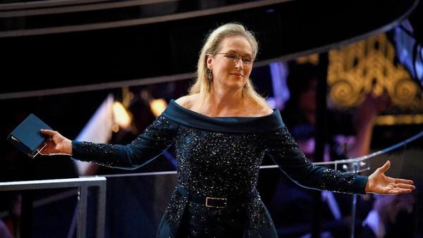 Sebut Nama Meryl Streep di Nota Pembelaan, Harvey Weinstein Minta Maaf