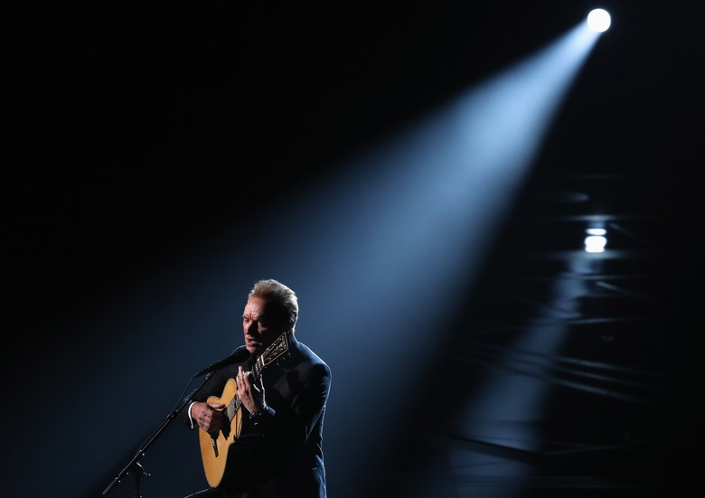 Sting. Foto: REUTERS/Lucy Nicholson