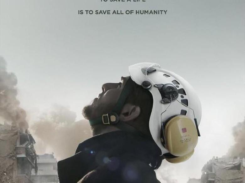 The White Helmets dan Sing Jawara di Nominasi Film Pendek