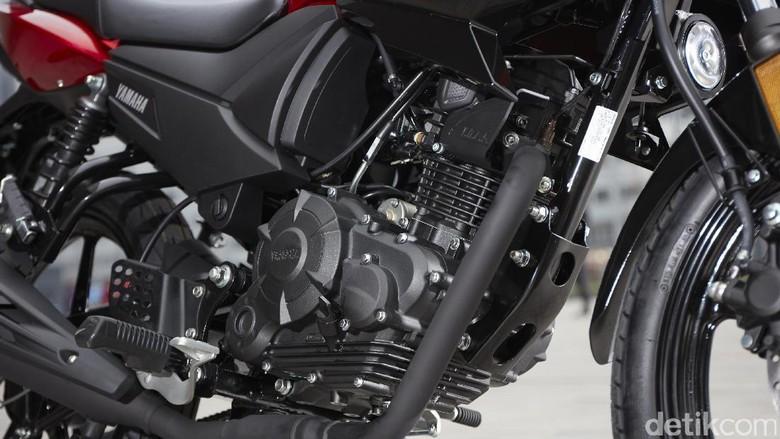 Mesin motor buatan Yamaha sudah siap dengan Euro4 (Foto: Yamaha)
