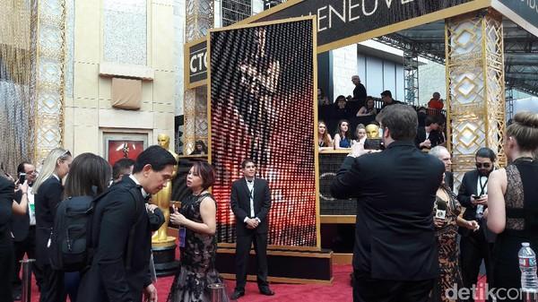 Para Bintang Sudah Mulai Ramaikan Karpet Merah Oscar 2017
