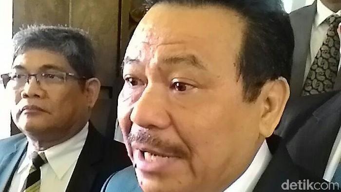 eks Ketua DPN Peradi Otto Hasibuan