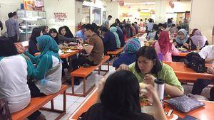 Mengintip Suasana dan Menu Kantin Karyawan di Mall-mall Jakarta