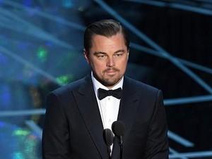 Leonardo DiCaprio Dikabarkan Kembali Dekat dengan Model 20 Tahun