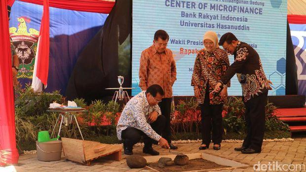 Pusat Microfinance kerja sama BRI dan Universitas Hasanuddin