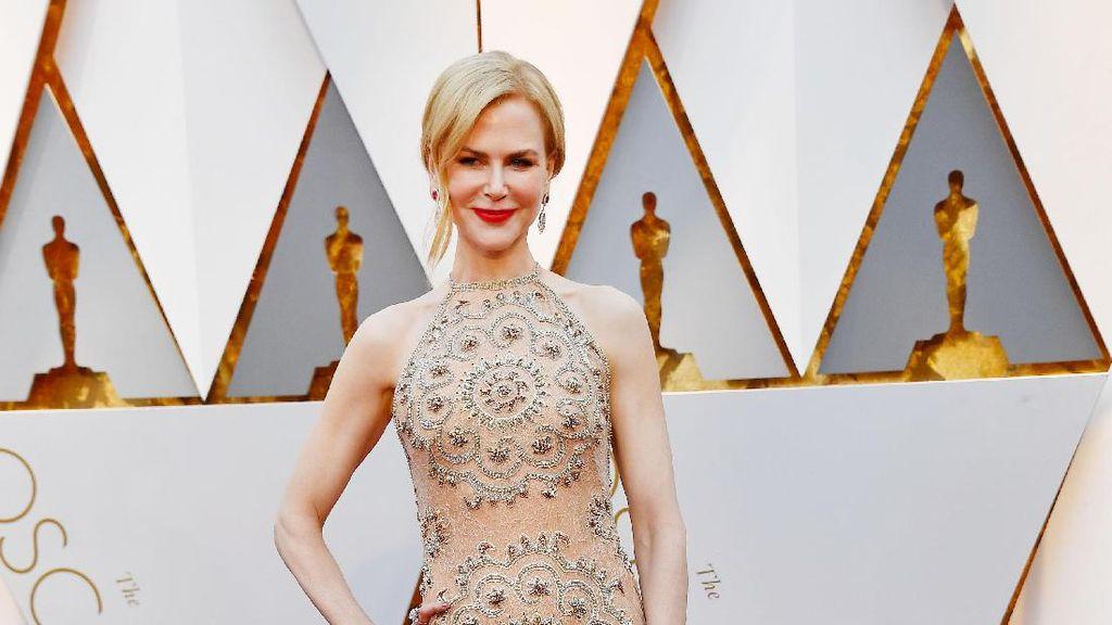 Nicole Kidman Sakit dan Memar-memar karena Alexander Skarsgard, Ada Apa?