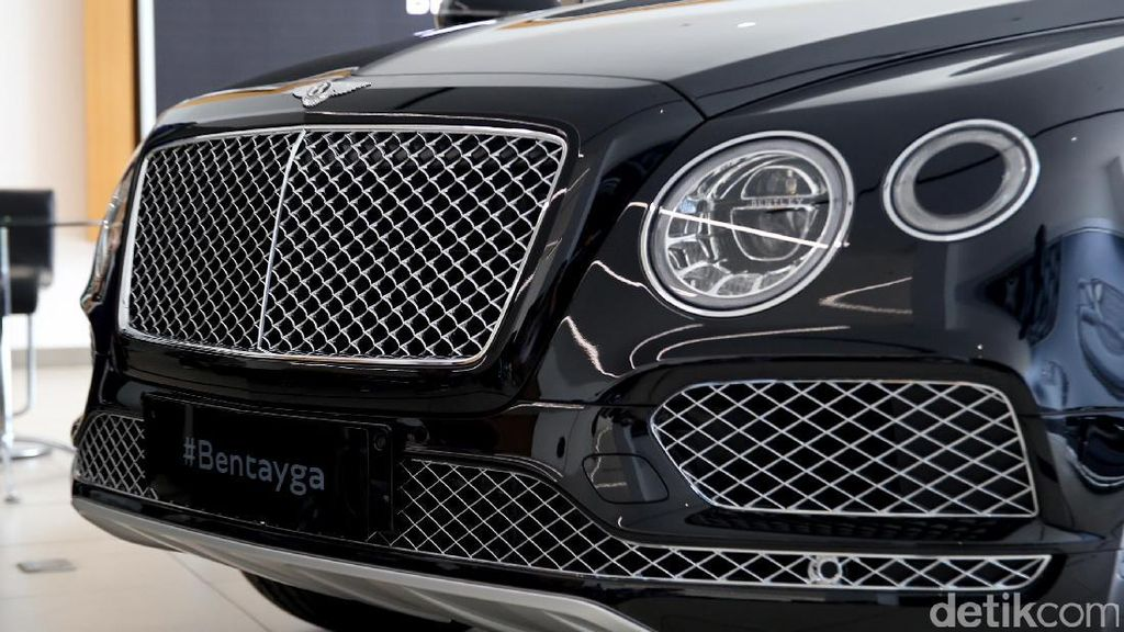 Tak Sampai Rp 27 Miliar, Ini Beberapa SUV Mewah di Indonesia