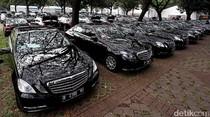 Harga Sewa Mobil Mercy untuk IMF-WB di Bali Capai Rp 10 Juta/Hari