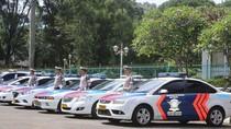 Sempat Akan Ditilang, Mobil Pikap Mendapat Kawalan Polisi ke RS di Pekanbaru