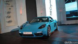 Ngeri! Porsche 718 Boxster dan Cayman GT4 Usung Mesin Boxer Baru